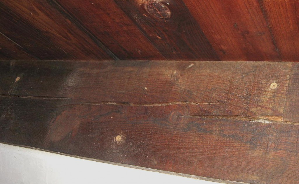 Válvulas en bigas anti termitas