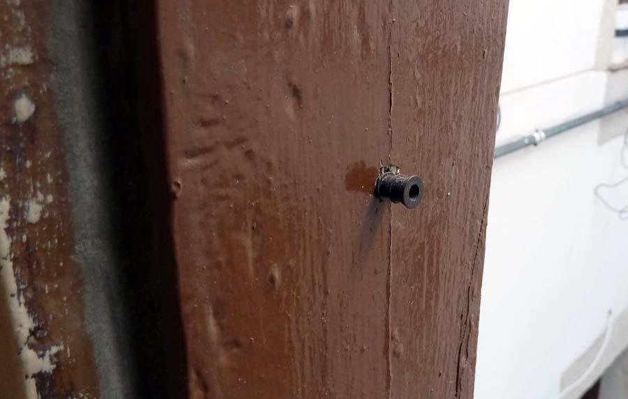 Válvula Anti termitas