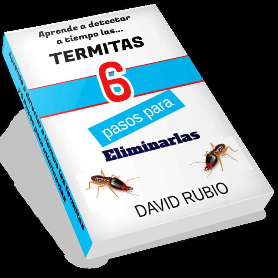 Como eliminar termitas