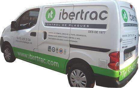 Control de plagas Ibertrac